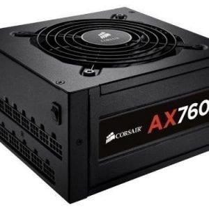 Power Corsair Power Supply 760W AX760 80 Plus Platinum