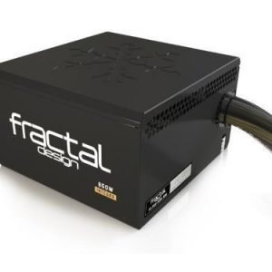 Power Fractal Design Integra R2 650W TX12V 2.31 80 PLUS Bronze 120mm fan ATX
