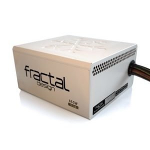 Power Fractal Design Tesla R2 650W White 80PLUS Gold 135mm fan ATX12V 2.31