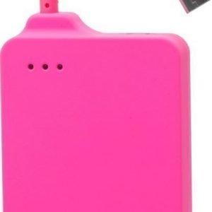 Power Lock 1600mAh Pink