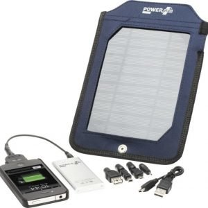 Power Plus Solar Charger Cobra