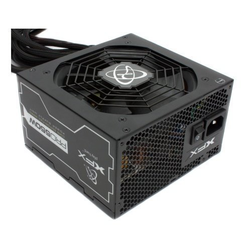Power XFX 550W Core Edition PSU P1-550S-XXB9 ATX 12V ATX12V EPS12V Upp till 82% (80 PLUS Bronze)