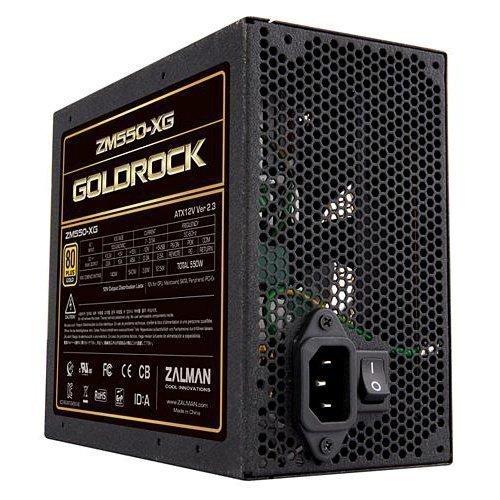 Power Zalman ZM550-XG 550W 80 Plus Gold