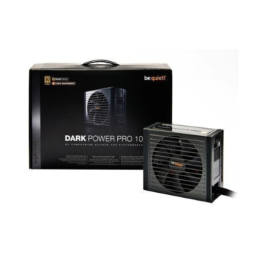 Power be quiet! DARK POWER PRO BQT P10-550W ATX