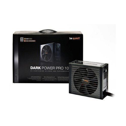 Power be quiet! DARK POWER PRO BQT P10-850W ATX