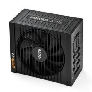 Power be quiet! Power Zone 850W 80+ Bronze Modular ATX