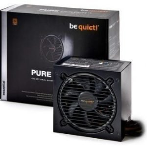 Power be quiet! Pure Power L8 600W Fixed 80+ Bronze ATX