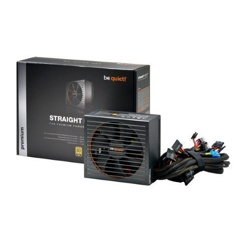 Power be quiet! STRAIGHT POWER BQT E9-400W ATX