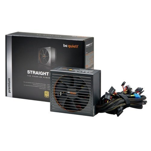 Power be quiet! STRAIGHT POWER BQT E9-500W ATX