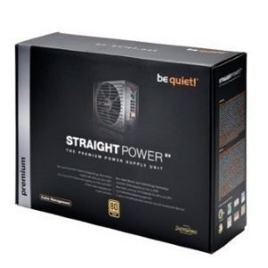 Power be quiet! STRAIGHT POWER CM BQT E9-CM-580W ATX