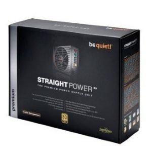 Power be quiet! STRAIGHT POWER CM BQT E9-CM-580W ATX