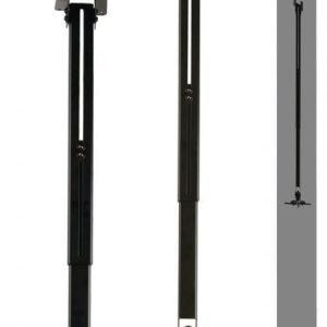 Projektorin kattoasennusteline 10 kg / 22 lbs