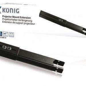 Projektorin telineen jatke 305-470 mm musta