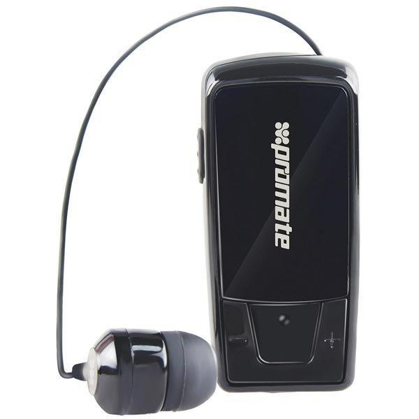 Promate reTrax - Bluetooth-kuuloke ulosvedettävällä korvanapilla