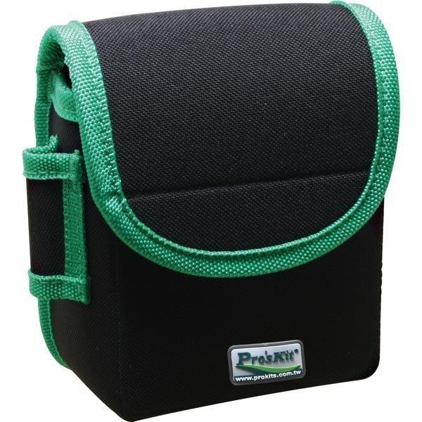 Pro'sKit työkalunjärjestelmä vyöhön 1 tasku musta/vihreä