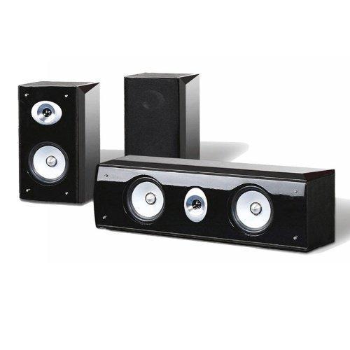 Pure Acoustics Dream Center Black