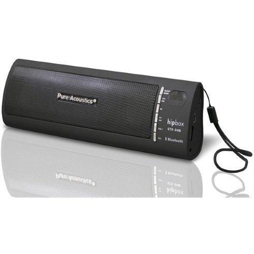 Pure Acoustics Hipbox GTX24B Bluetooth