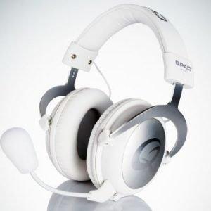 QPAD QH-90 Pro Gaming Hi-Fi Headset White Closed