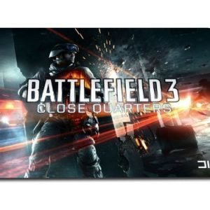 QPAD QPAD CT Pro Mouse Pad BF3 Close Quarters L.E.