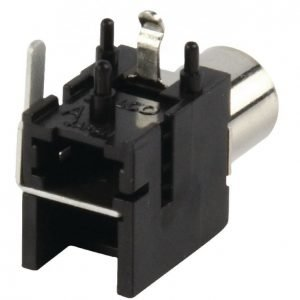 RCA CHASSIS HOOKED BLACK