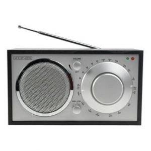 Radio König HAV-TR11 Retro Radio Black