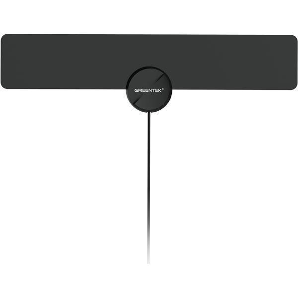 RazorFlat TV Antenni ulkoinen vahvistin UHF: 470x862MHz musta