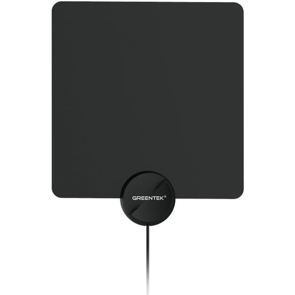 RazorFlat antenna VHF 47-230MHz UHF 470-862MHz FM 3dB musta