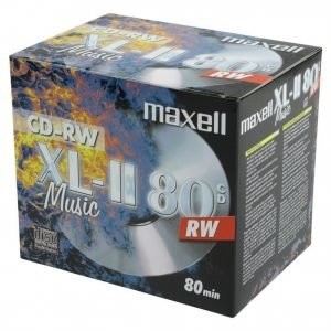 Rewritable music CD-R 700 Mb