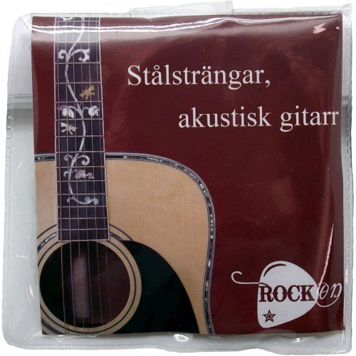 RockOn 2009 & 2010 Guitar Steel Strings Acc