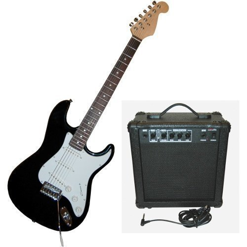 RockOn 2012 Electric guitar set with 10W amp