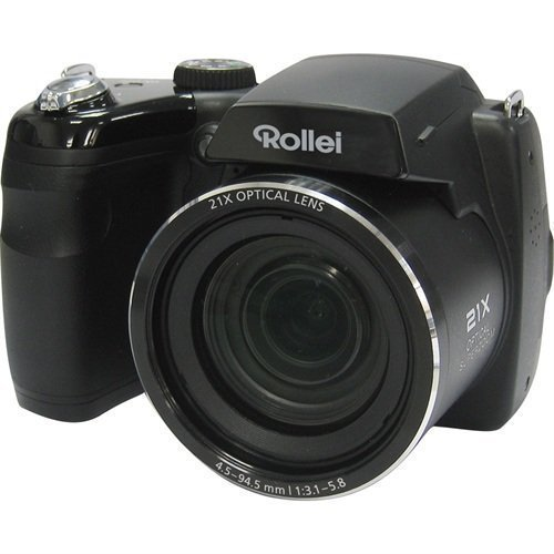 Rollei Powerflex 210 HD Black
