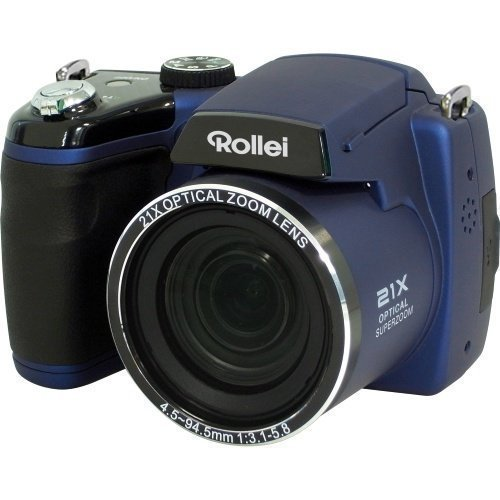 Rollei Powerflex 210 HD Blue