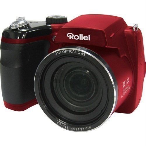 Rollei Powerflex 210 HD Red