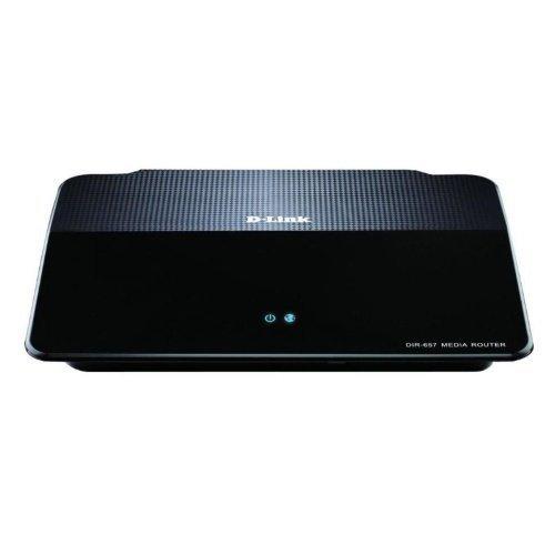 Router D-Link DIR-657 Black