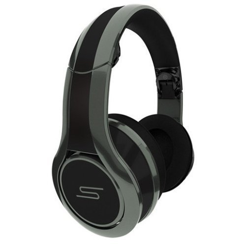 SMS Audio Street by 50 Cent Wired FullSize with Mic1 Grey