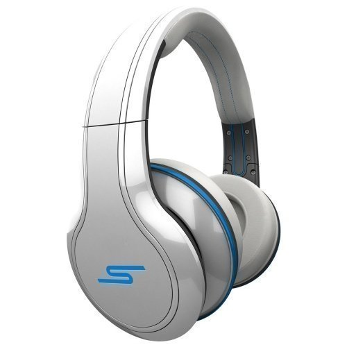 SMS Audio Street by 50 Cent Wired FullSize with Mic1 White