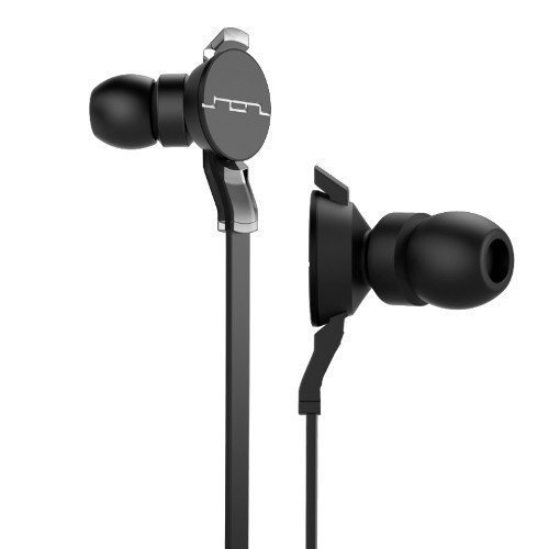 SOL REPUBLIC Amps HD Black In-ear