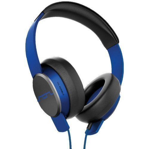 SOL REPUBLIC Master Tracks MFI Fullsize with Mic1 Electro Blue