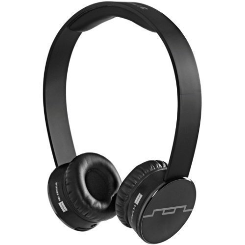 SOL REPUBLIC Tracks Ear-pad with Mic3 Black