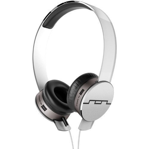 SOL REPUBLIC Tracks Ear-pad with Mic3 White