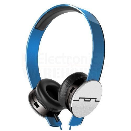 SOL REPUBLIC Tracks HD Blue On-ear