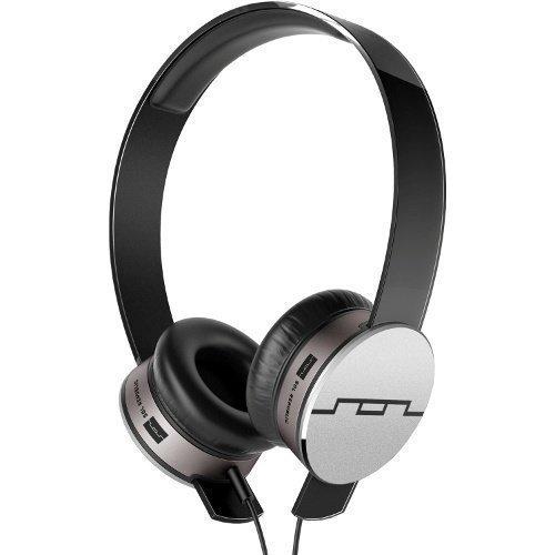 SOL REPUBLIC Tracks HD Ear-pad with Mic3 Black