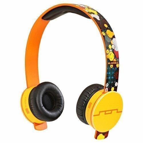 SOL REPUBLIC Tracks HD Ear-pad with Mic3 Deadmau5