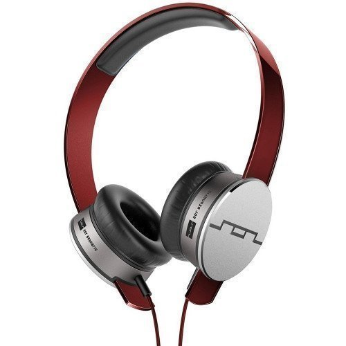 SOL REPUBLIC Tracks HD Ear-pad with Mic3 Red