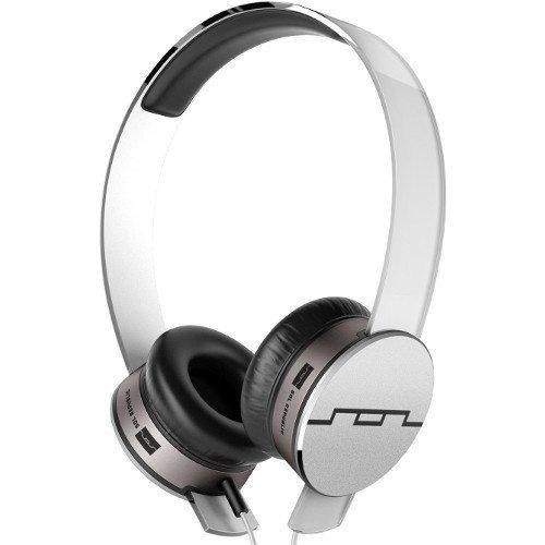 SOL REPUBLIC Tracks HD Ear-pad with Mic3 White