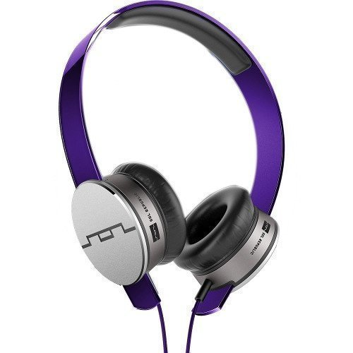 SOL REPUBLIC Tracks HD Purple On-ear
