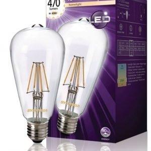 ST64 470LM 827 LED-lamppu hehkulanka E27 4W