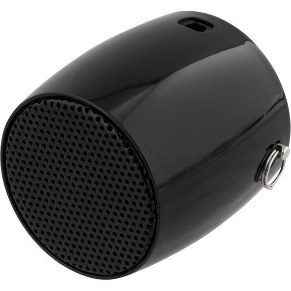 STREETZ Mini Bluetooth-kaiutin 300mAh Li-Ion akku 3w musta