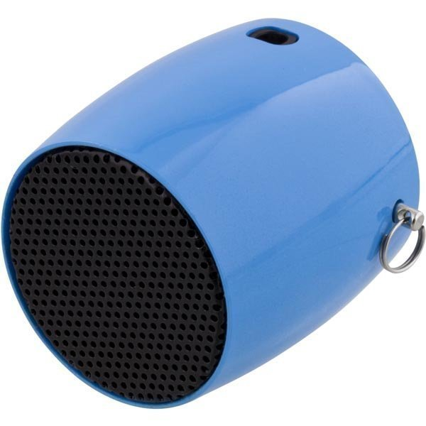 STREETZ Mini Bluetooth-kaiutin 300mAh Li-Ion akku 3w sininen