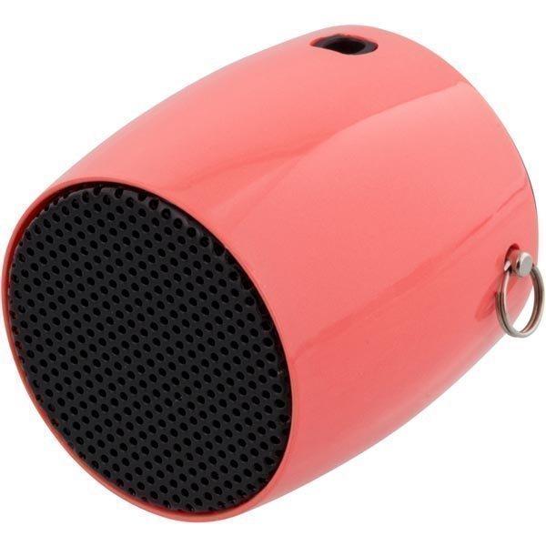 STREETZ Mini Bluetooth-kaiutin 300mAh Li-Ion akku 3w vaal.pun